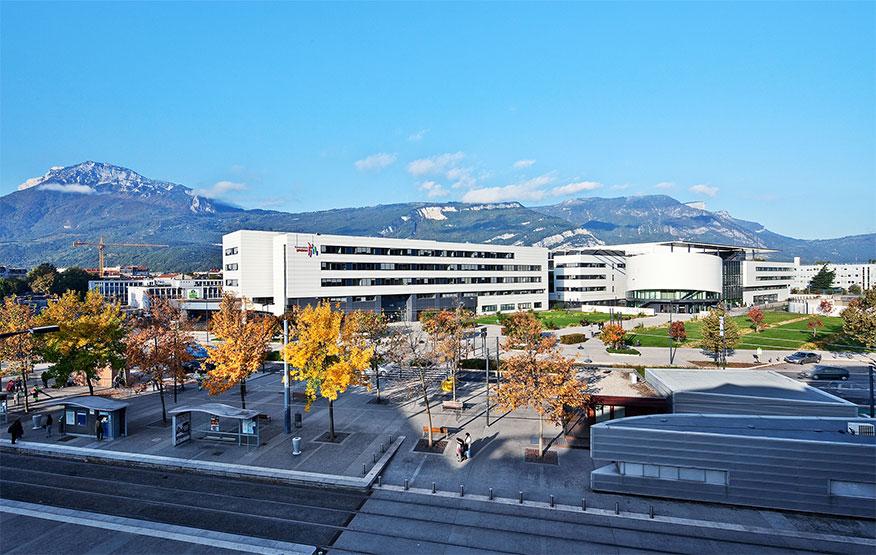 Découvrez l'offre de formation de l'Institut Polytechnique de Grenoble le 21 Novembre !