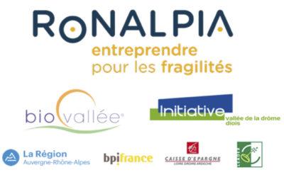 Ronalpia en Biovallée – Lancement Promotion 2020 –