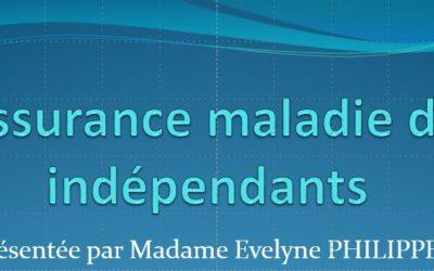 Focus sur l'assurance maladie des indépendants DIE