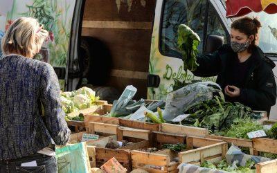 L'alimentation à l'heure du coronavirus (1/3) : Sans les marchés, où se fournir en produits frais?