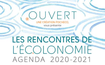 Des Webinaires sur l'Ecolonomie programme 2020-2021